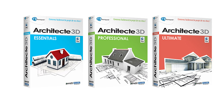Architecte 3d pour mac trendy capture ducran with for Architecte 3d key