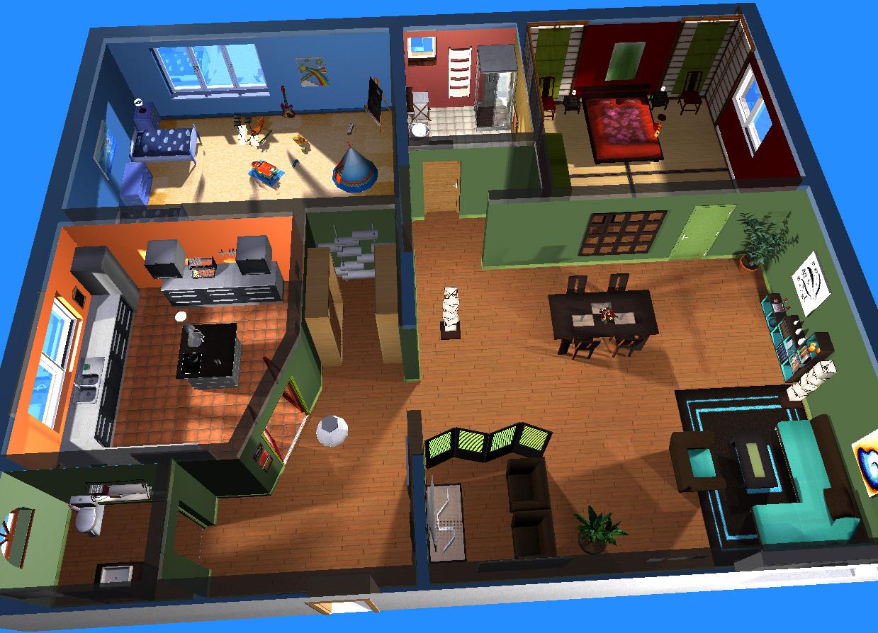 3d architecte pro cad logiciel d 39 architecture 3d 3d for 3d architecte