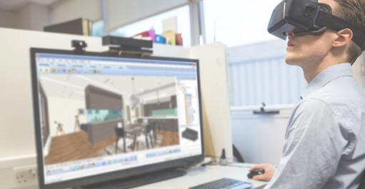 Expérience intégrée: Réalité Virtuelle (VR)