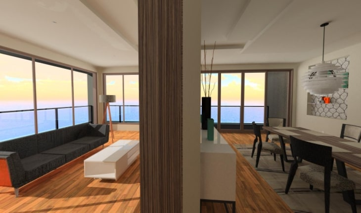 Gallerie Panorama Architecte 3D 1