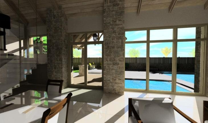 Gallerie Panorama Architecte 3D 7