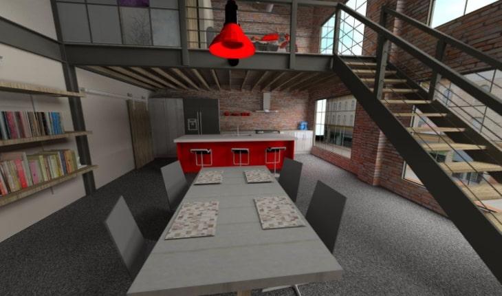 Gallerie Panorama Architecte 3D 9