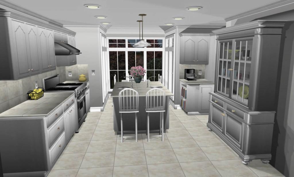Gallerie Architecte 3D 2