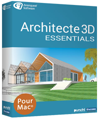 Architecte 3D Mac Essentials