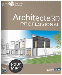 Architecte 3D Mac Pro