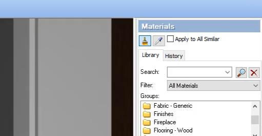 Recherche de matériaux